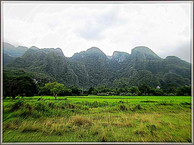 Saint Paul Mountain Range, Karst Landscape