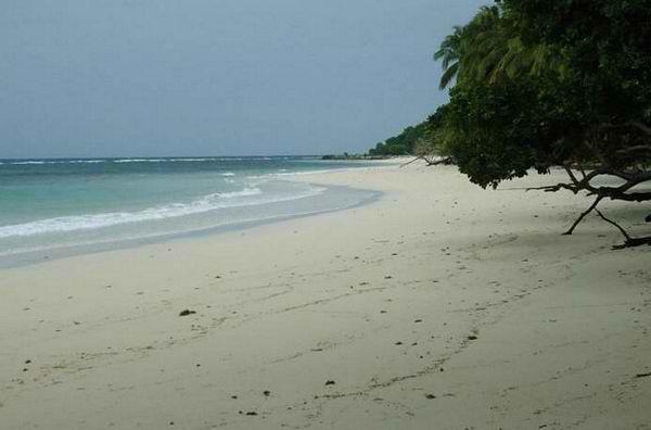 Dumaran Island Beach