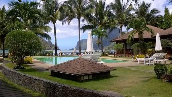 El Nido Garden Beach Hotel