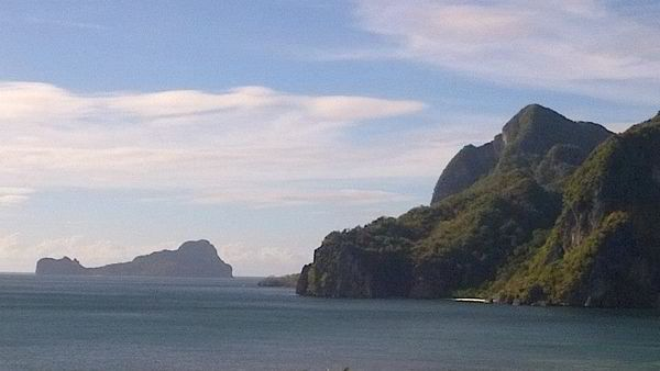 Islands in El Nido Palawan