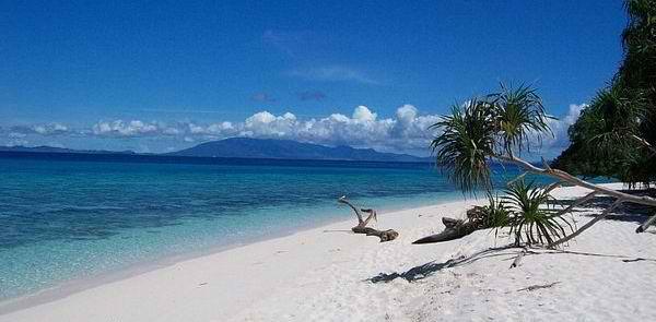 Ursula Island Beach