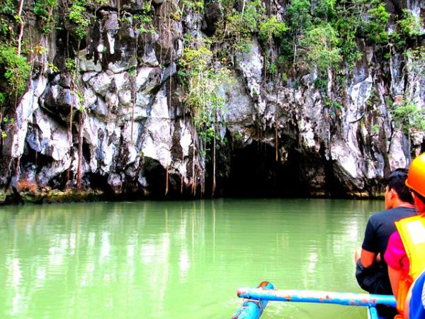 Palawan Underground River Tour Entrance